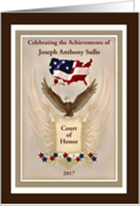 blank eagle scout cards templates free eagle scouts award and court of honor invitations from