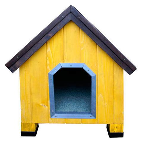 yellow dog house technical pet dog house alpine yellow tiendanimal