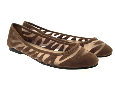 zebra shoes flats womens transparent zebra ballerinas ballet pumps flats