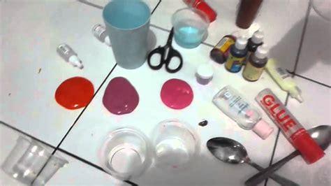 cara membuat slime video 9 cara membuat slime dengan mudah dan aman tanpa borax