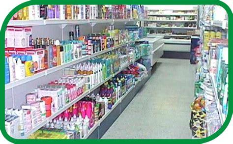 Teh Hijau Di Minimarket fasilitas perumahan sawangan permai
