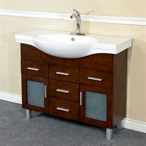 39 8 inch single sink bathroom vanity with soft