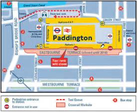 Paddington Station Floor Plan by Photos Of The Crossrail Station At Paddington Ianvisits