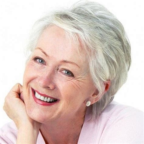 short haircuts for men over 60 with thick hair 50 timeless hairstyles for women over 60 hair motive