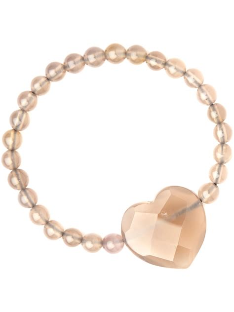 Tutu And Co Gray Agate Bracelet lola jewellery