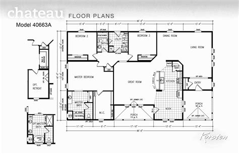 big house floor plans inspirational 5 bedroom house