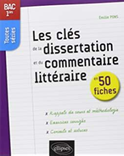 dissertation commentaire compose