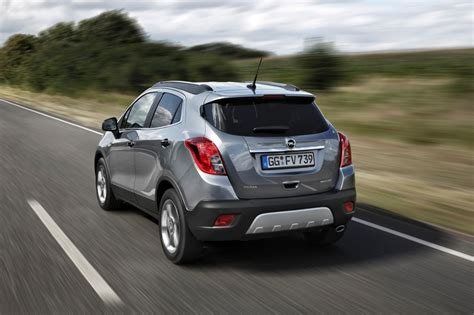 Opel Mokka 1.6 CDTI Replaces 1.7L Turbo Diesel   autoevolution