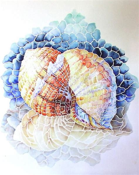 pattern is achieved when an artist 245 best beach and ocean watercolor images on pinterest