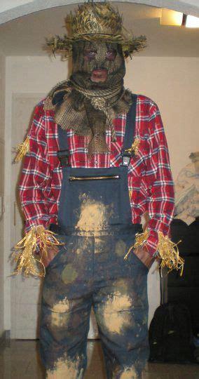 vogelscheuche karneval vogelscheuche halloween kostuem
