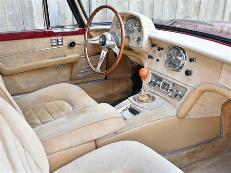 custom maserati interior interior maserati 5000 gt frua coupe 1962 64