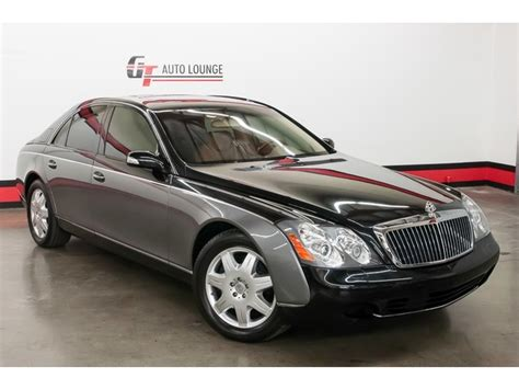 auto air conditioning repair 2005 maybach 57s regenerative braking 2005 maybach 57 for sale in rancho cordova ca stock 100067