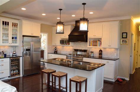 small white l small l shaped kitchen interior design throughout small