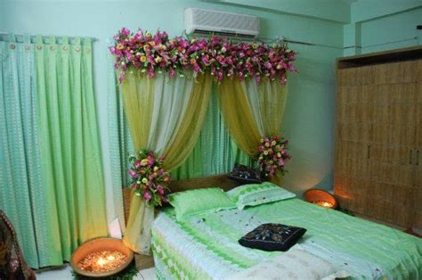 Indian Wedding Bed Decoration by Bridal Room Decoration Ideas 2014
