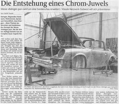 Porsche Böblingen by Wir In Der Presse 220 Ber Uns Porsche Club F 252 R Den