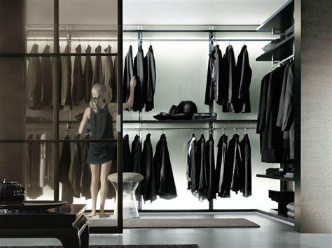 Walk In Coat Closet closet modern glass door walk in closet black design black coat and jacket black closet
