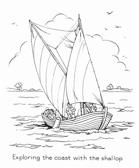 Jamestown Coloring Pages Free Coloring Pages
