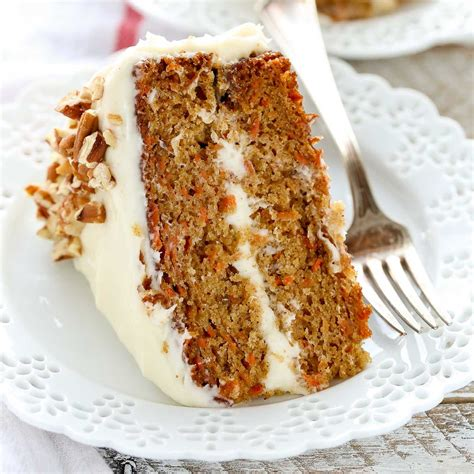 best cake recipes the best carrot cake recipe