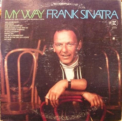 frank sinatra my frank sinatra my way reviews