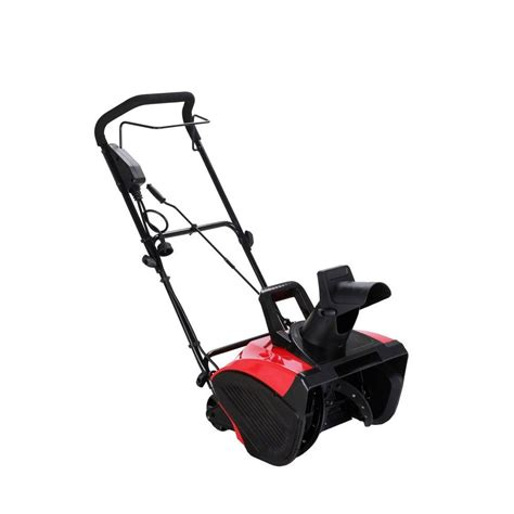 powersmart 18 in corded electric snow blower shop your