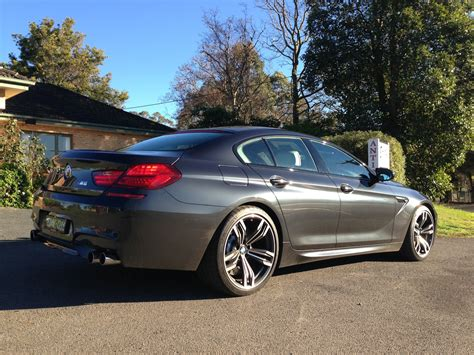 Bmw Gran Coupe M6 by Bmw M6 Gran Coupe Review Caradvice