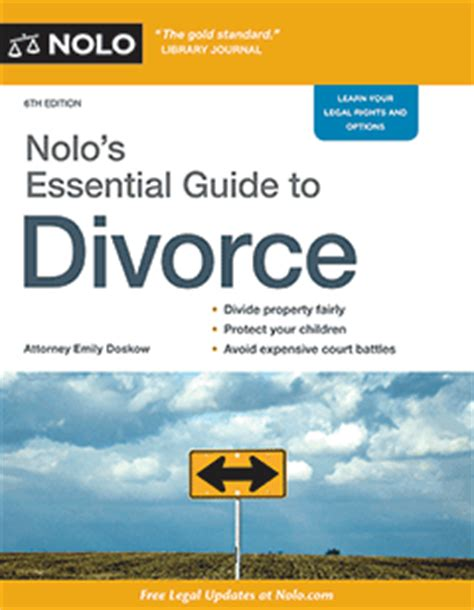 this is divorce a s guide through the chaos to new happy books nolo s essential guide to divorce book nolo