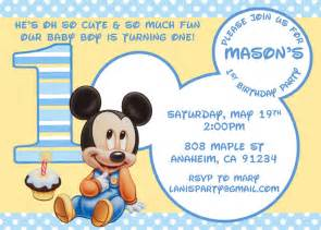 Mickey Mouse Birthday Invitations Template by Mickey Mouse Clubhouse Invitations Template House Design
