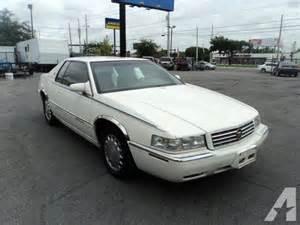 1995 Cadillac Eldorado For Sale 1995 Cadillac Eldorado 1995 Cadillac Eldorado Car For