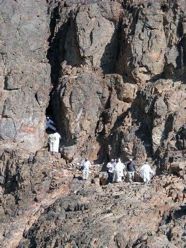 www detiknews sunnah hasanah detiknews gua uhud tempat persembunyian