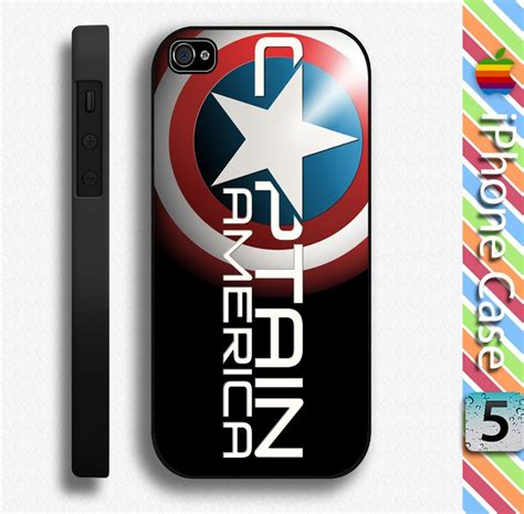 007 Captain America Iphone 55s Casecasinglogoshieldtameng 17 best images about captain america on phone cases captain america and