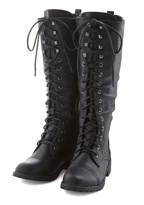 What Is Your Favorite Boot Height by Stride Your Best Boot Mod Retro Vintage Boots Modcloth