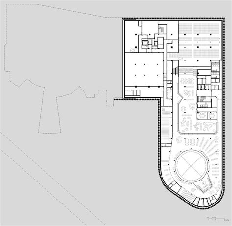 birmingham floor plan library of birmingham by mecanoo design chronicle