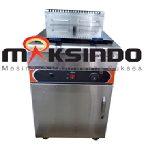 Fryer Gas 6 Liter Goreng Kentang Nugget Sosis Ayam Chicken mesin gas fryer 6 liter mks 71b toko mesin maksindo toko mesin maksindo