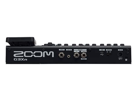 Zoom G3xn Multi Effects With Expression g3xn multi effects processor zoom