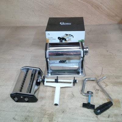 Ox 355 Noodle Machine Pembuat Mie Pasta oxone ox 355at alat pembuat mie noodle maker pasta machine stainless