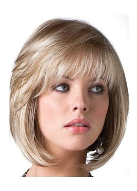 chin length hair toppersfalls chin length bob wig i like the length of this cut but