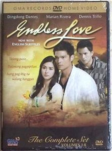 endless love philippine film endless love complete set vol 1 8 dvd dingdong dantes
