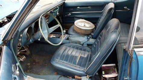 1968 camaro interior already running 1968 camaro ss rs