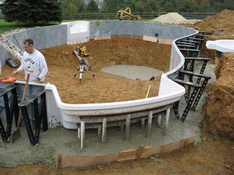 diy inground swimming pool kits diy swimming pool