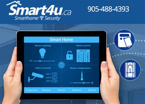 toronto home alarm and security company gets smart about