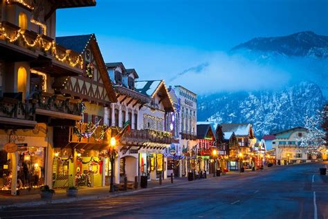 leavenworth tree lighting festival leavenworth washington places i d like to go