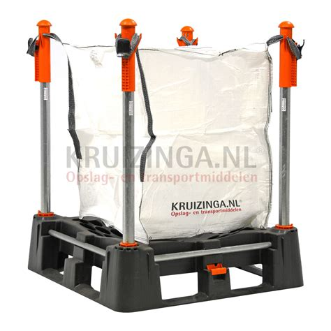 big bag rack big bag rack with exit kruizinga - Big Pack Gestell