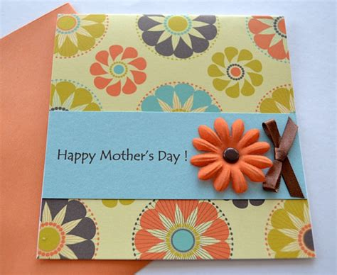 Handmade Mothers Day Card Ideas - mothers day greeting card ideas family