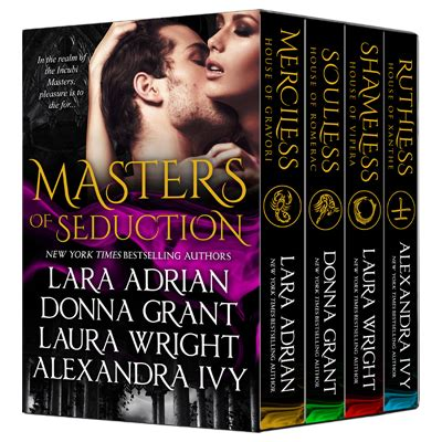 Soulless Ruthless Series donna grant ny times and usa today bestselling author 187