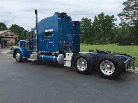 Semi Sleeper Means by Peterbilt 389 2008 Sleeper Semi Trucks