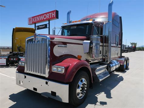 2018 kenworth w900 kenworth w900 in arizona for sale used trucks on buysellsearch