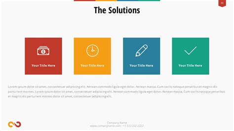 Infinity Business Pitch Deck By Spriteit Graphicriver Business Pitch Powerpoint