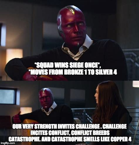 Six Meme - siege meme imgflip