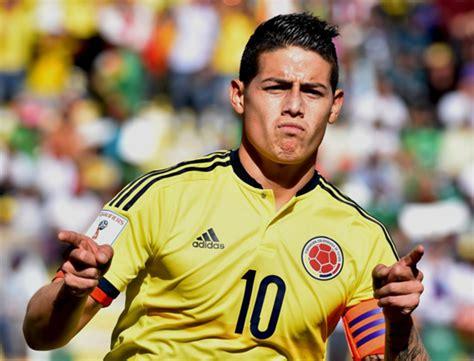 imagenes de james llorando en el mundial james rodr 237 guez lidera el triunfo de colombia