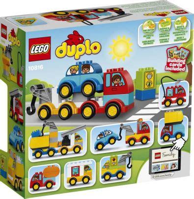 Lego Duplo 10816 My Cars Trucks lego duplo my cars and trucks 10816 673419250177 item barnes noble 174